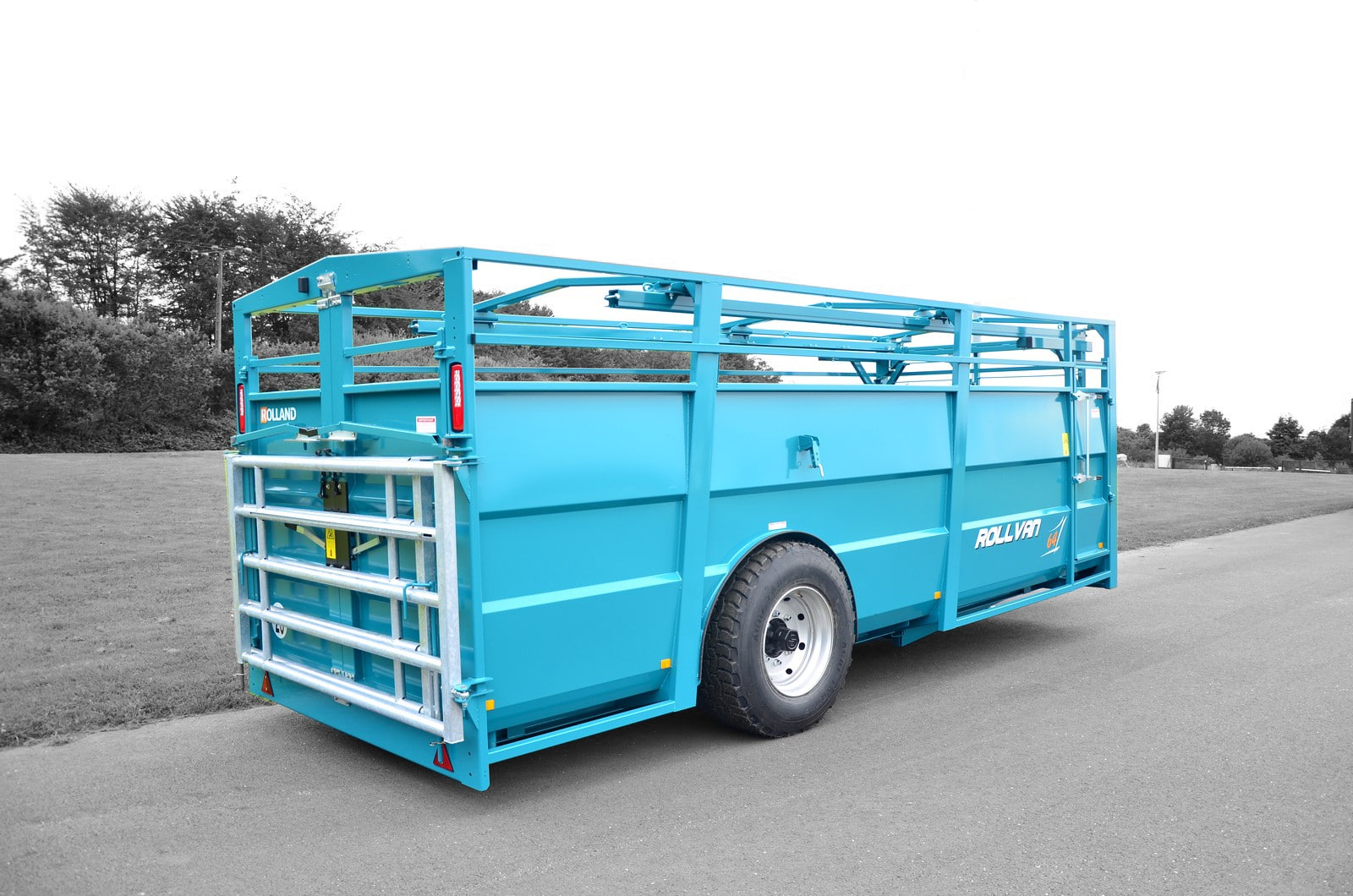 Transportes de ganado